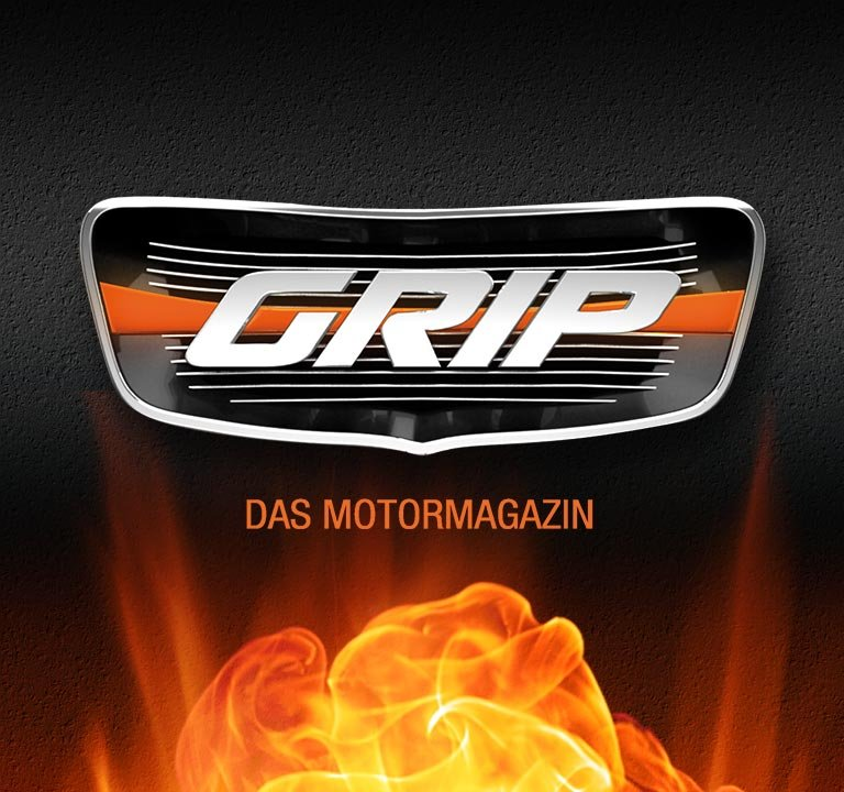 Editorial Design GRIP Motormagazin